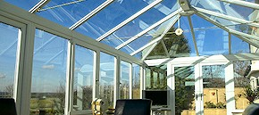 Roof cleaning and conservatory cleaning in Croydon and Laindon